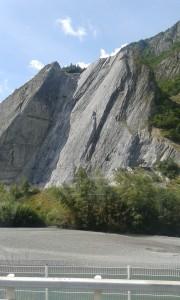 TfL 2 -Bergwand